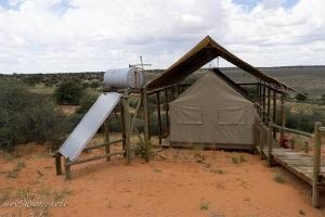 удобства в палатке с учетом экологии