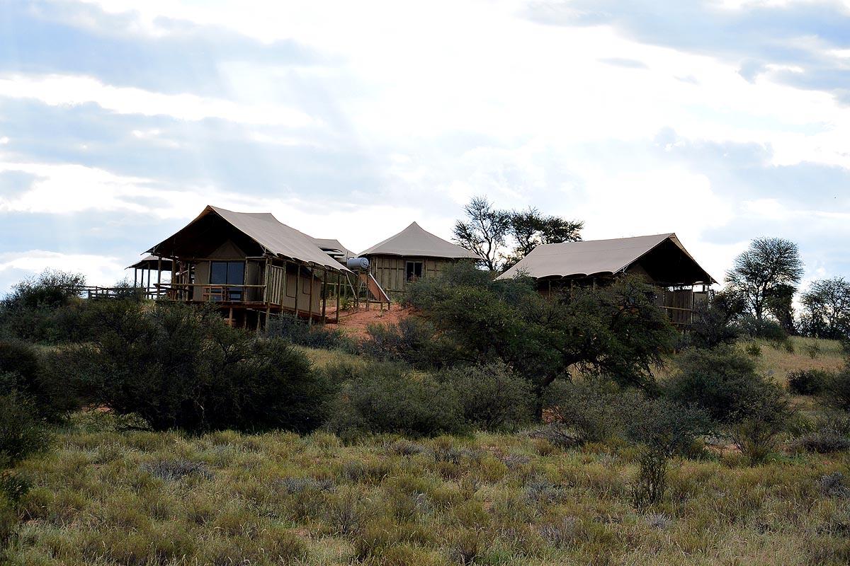 лагерь из восьми палаток полентсва тентид камп