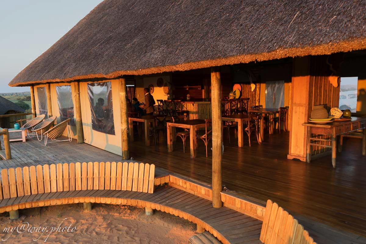 лагерь rooiputs luxury lodge