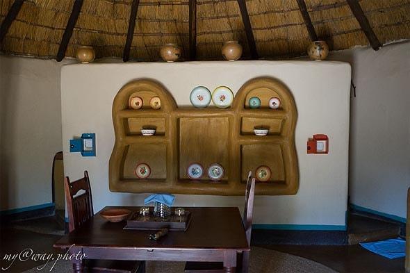 оригинальный африканский декор