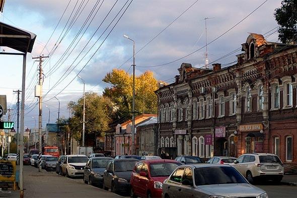 улица старого саратова