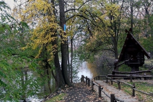 сказочный уголок городского парка саратова