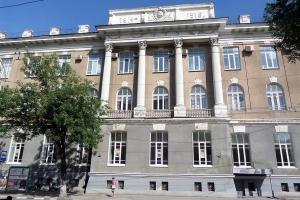 вид здания саратовского почтамта