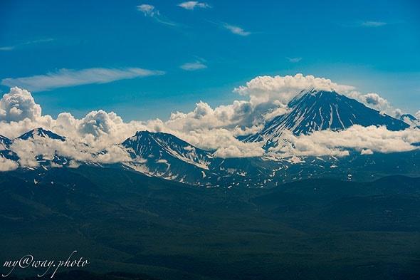домашние вулканы в окрестностях петропавловска-камчатского