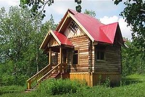 налычевский природный парк домик для туристов
