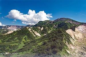 gory okolo doliny gejzerov