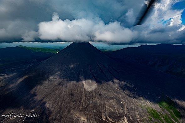 карымский активный вулкан камчатки