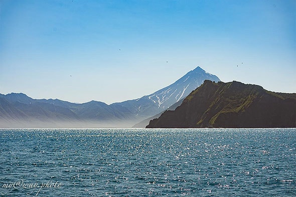 кусочек тихого океана в великолепии природного окружения