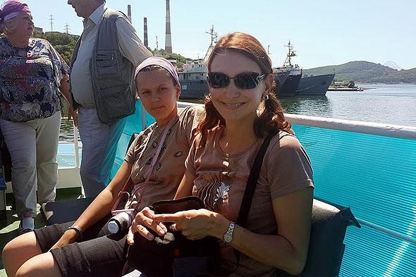 экскурсия по авачинской бухте на катере