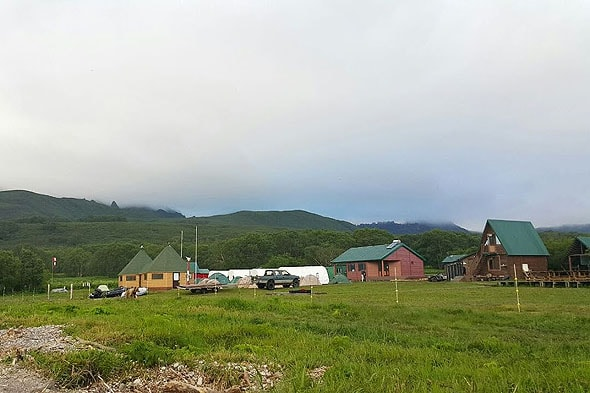 кордон озерный курильское озеро южно камчатский заказник