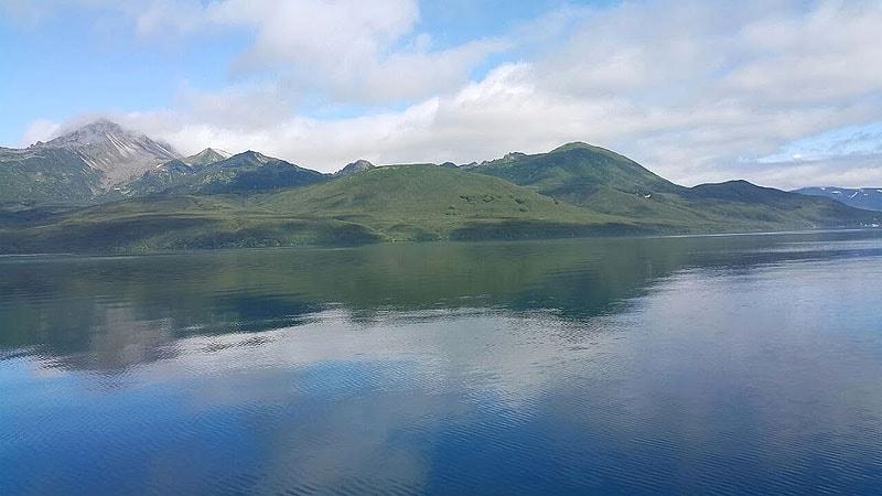уникальный водоем курильское озеро на камчатке