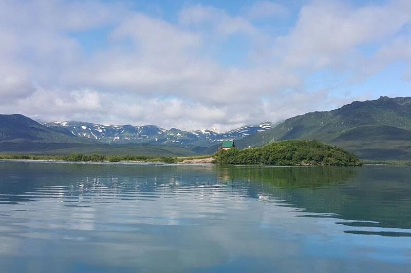 курильское озеро вулканы и живописные острова