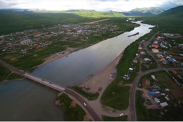 поселок городского типа озерновский