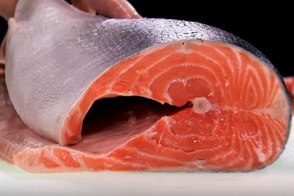 производство деликатесов из лосося
