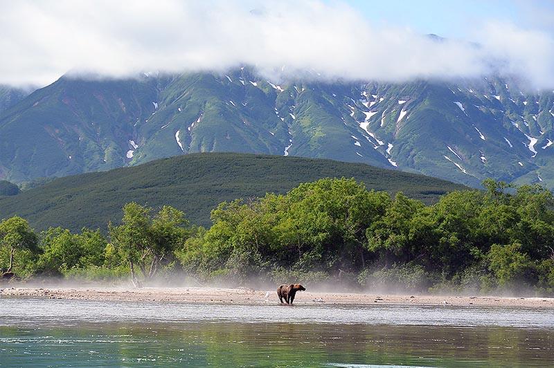 мудрый Кутх принял непосредственное участие в создании гор и долин