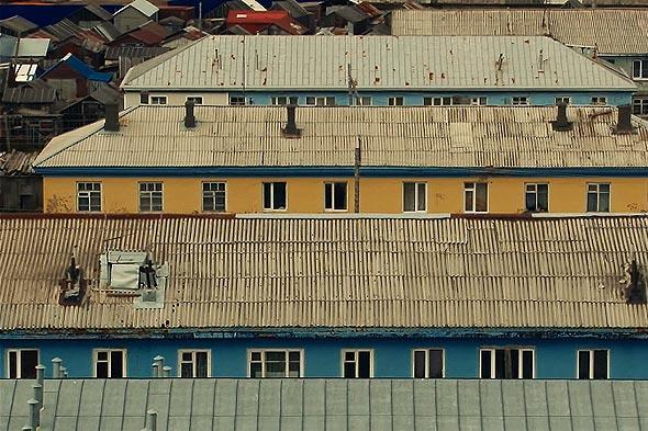жилища в поселке городского типа озерновский
