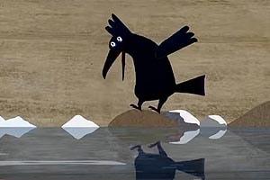великий ворон кутх сушивший свои баты