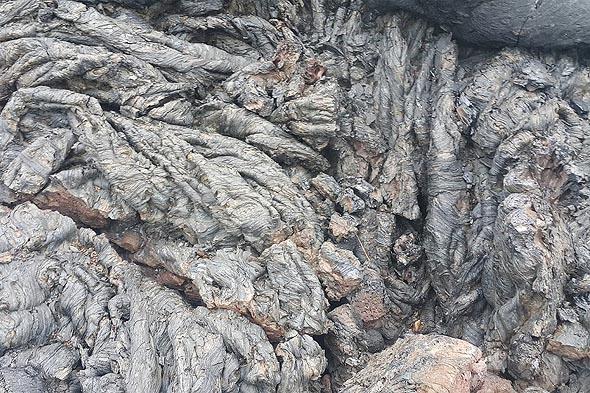 лавы последнего извержения плоского толбачика