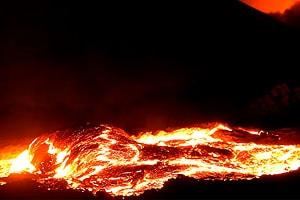 magma vulkana tolbachik