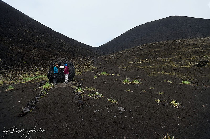 толбачик памятник погибшим вулканологам
