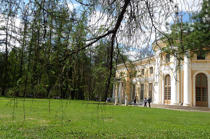 дом князей юсуповых усадьба архангельское