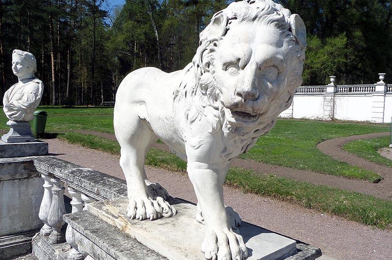 лев усадьба юсуповых архангельское