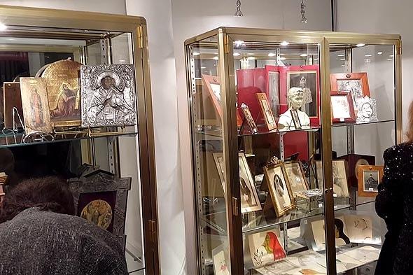 принадлежащие фелису юсупову вещи и произведения искусства были выставлены на антикварном аукционе