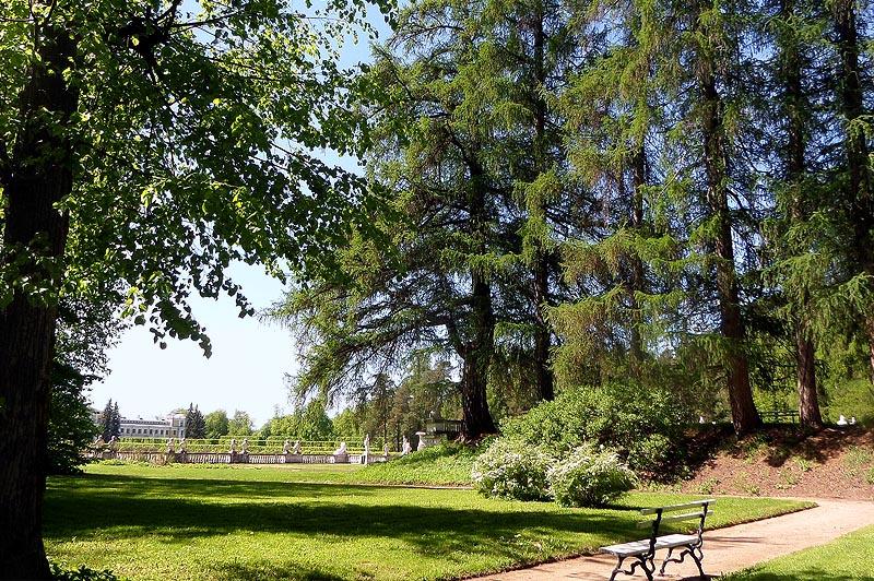 парк усадьба архангельское князей юсуповых