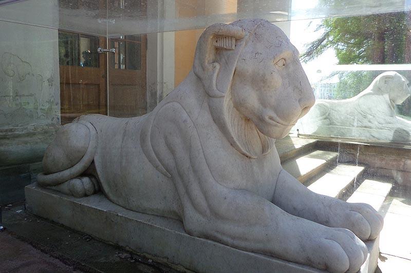 парковая скульптура в хозяйстве сказочно богатых юсуповых