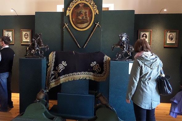 о тюркских истоках рода юсуповых выставка в усадьбе архангельское