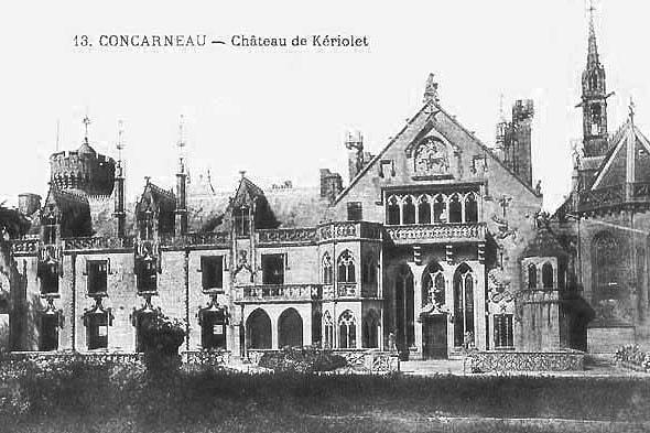 княгиня юсупова приобрела замок кериоле