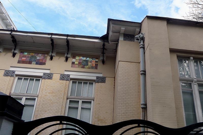 особняк рейнеке образец саратовского модерна