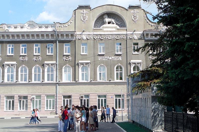 торговый дом бендера сейчас здание городской администрация саратова
