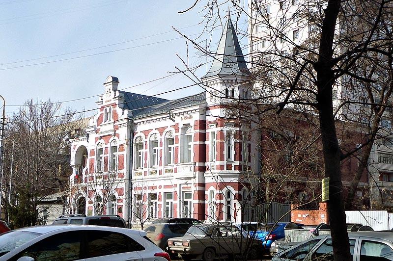 дом архитектора зыбина