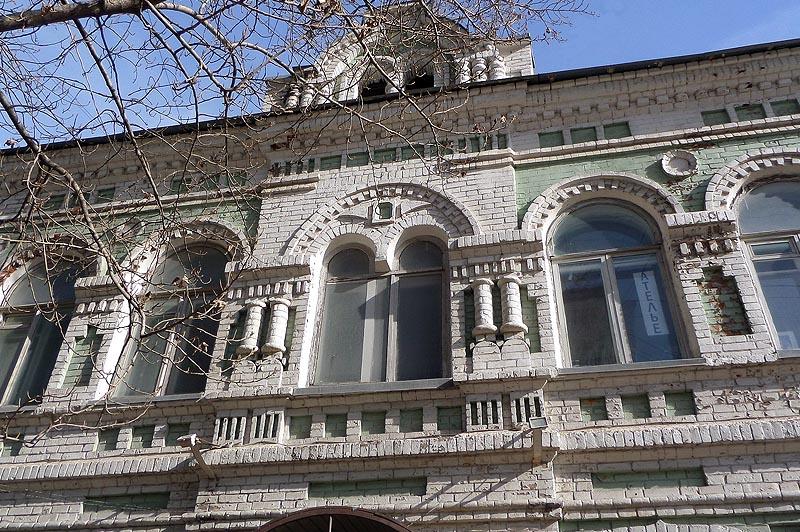 красота в архитектуре достигается нарядным видом сооружения