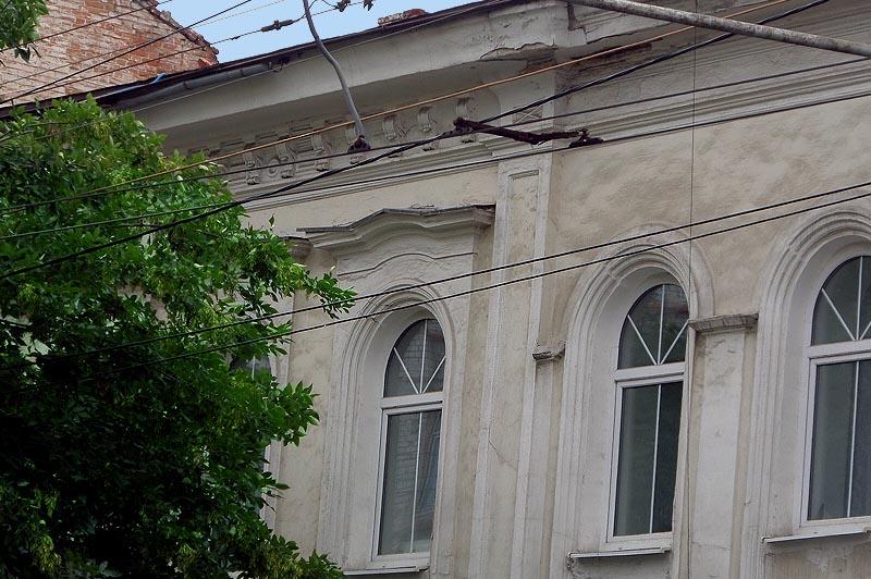дом в классических канонах