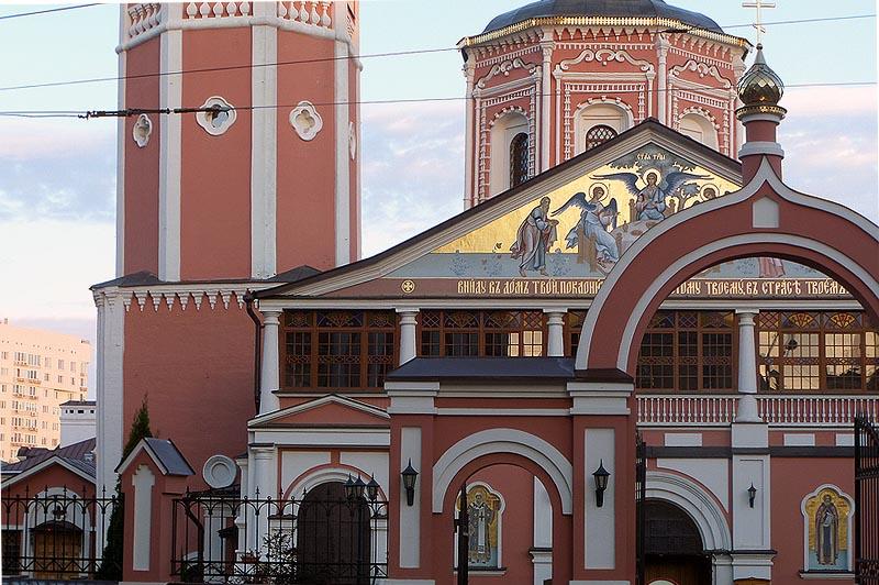 чудо церковь саратовского края