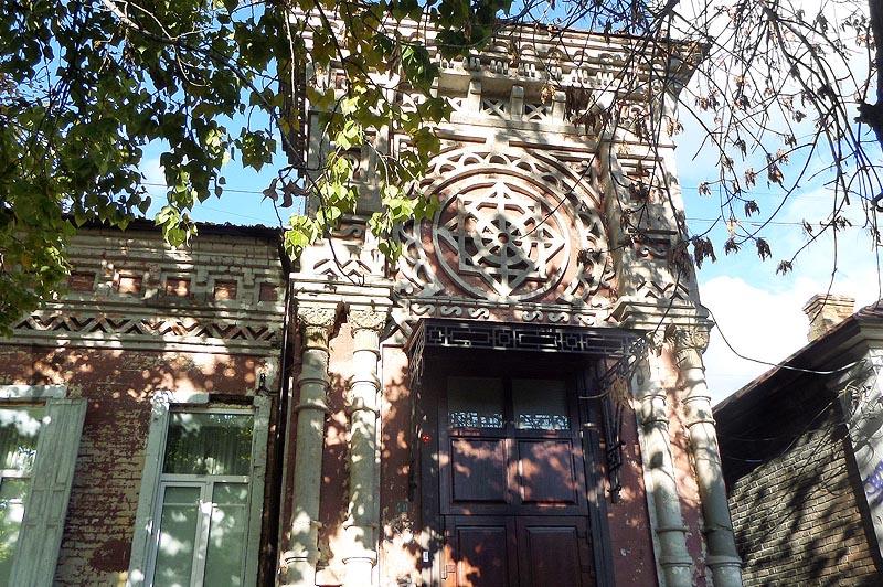 дом саратовской ученой архивной комиссии бывший дом тилло саратов