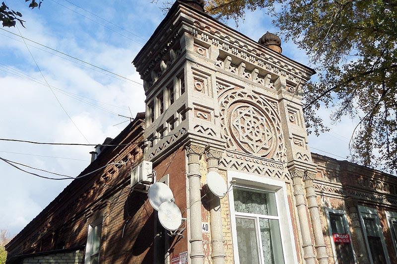 дом тилло саратов