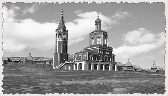 первоначальный вид троицкого собора