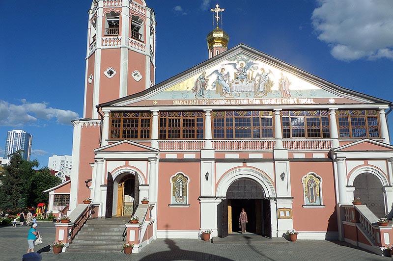 собор живоначальной троицы