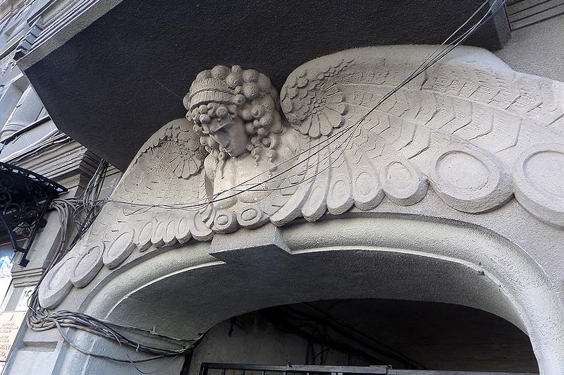 демон распростер крылья доходный дом смирнова