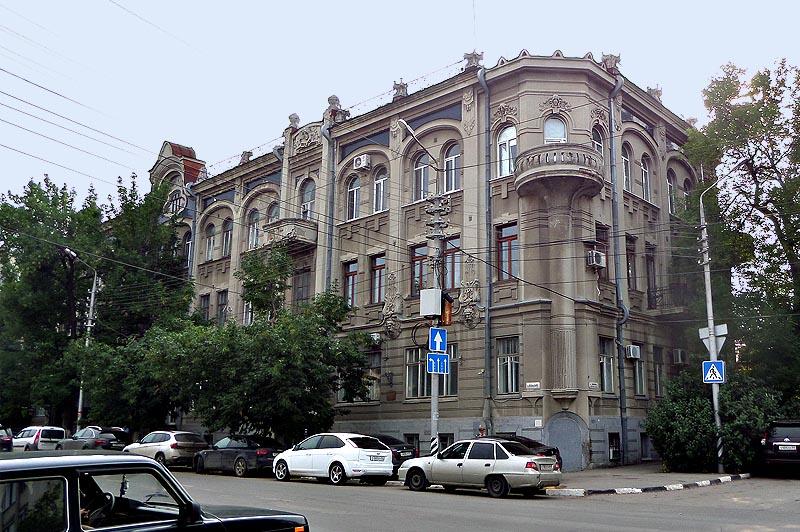громадный дом коммерсанта ананьина саратов