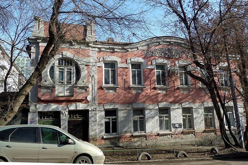 дом терликова саратов