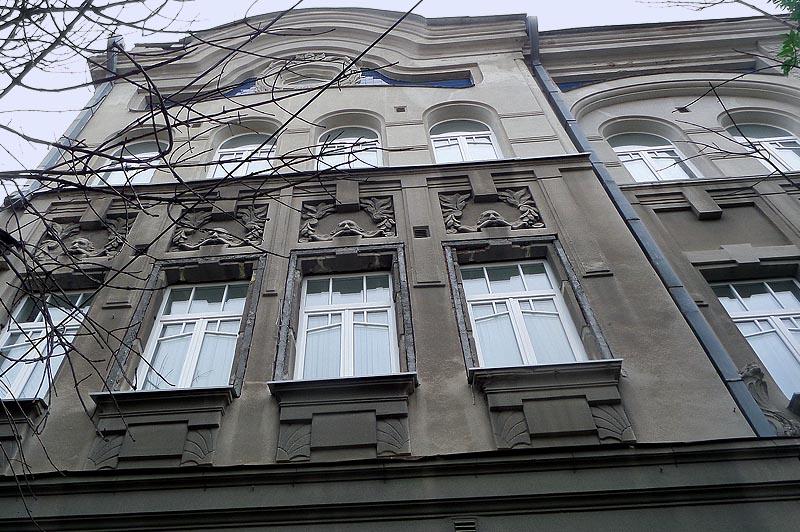 фасад дома мыловара ананьина