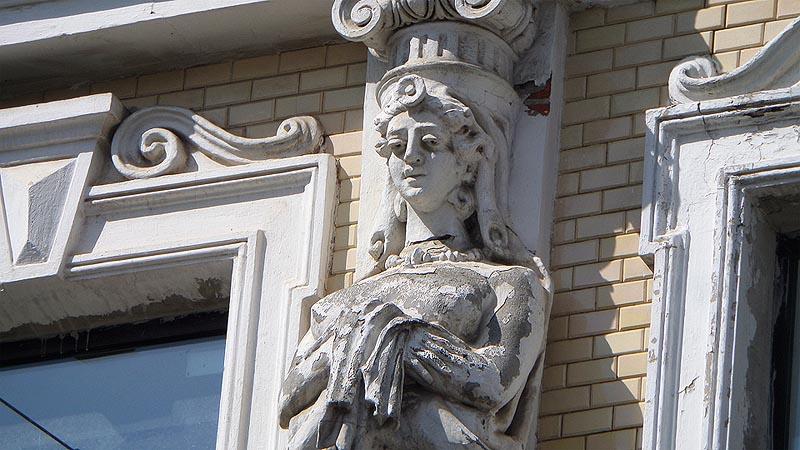 карийская дева с дома бестужевой саратов