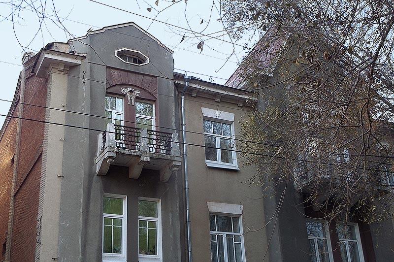 особняк братьев грингоф саратов