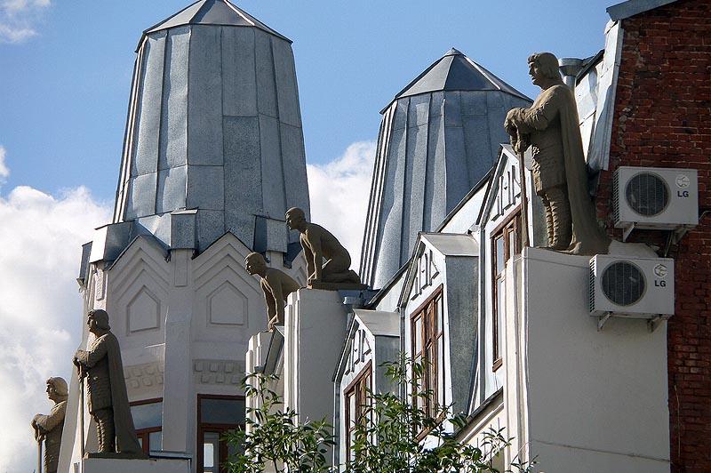 они олицетворяют город саратов