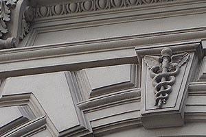 символ кадуцей