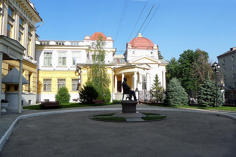 саратовский мединститут